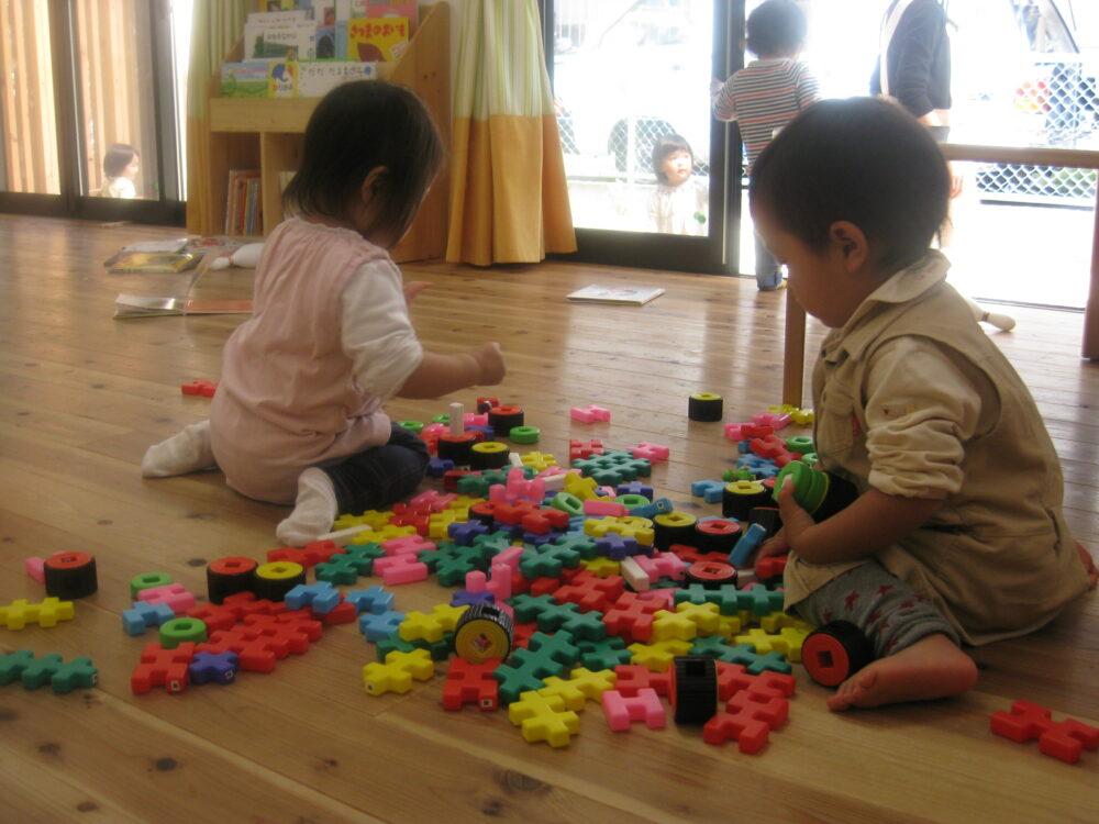 レンタル 知育玩具 ブロック メカマンブロック