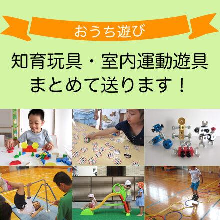 知育玩具・室内運動遊具 まとめて送ります!