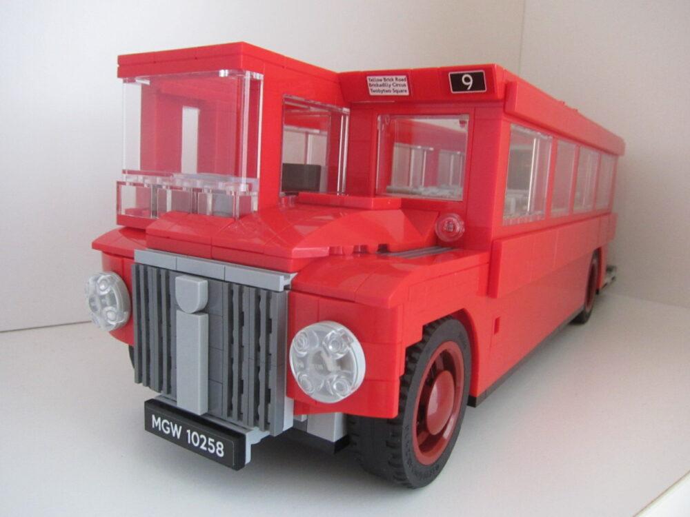 レゴ ロンドンバス クリエイターエキスパート